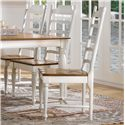 Canadel Gourmet - Custom Dining <b>Customizable</b> Side Chair - Item Number: CHA090010380MVA