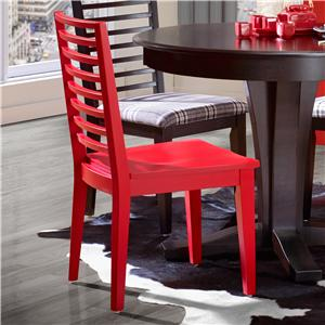 Canadel Gourmet - Custom Dining <b>Customizable</b> Side Chair