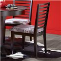 Canadel Gourmet - Custom Dining <b>Customizable</b> Upholstered Side Chair - Item Number: CHA09002UL05MVE