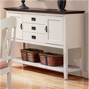 Canadel Gourmet - Custom Dining <b>Customizable</b> Sideboard