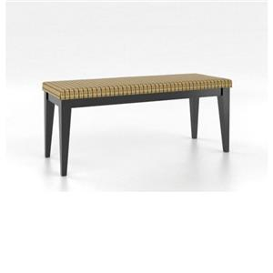 <b>Customizable</b> Dining Bench