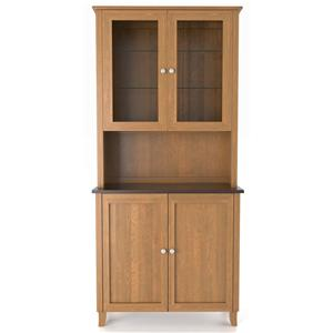 Canadel Gourmet <b>Customizable</b> Buffet & Hutch