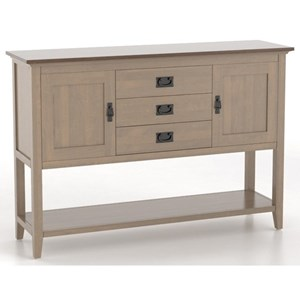 Customizable Sideboard