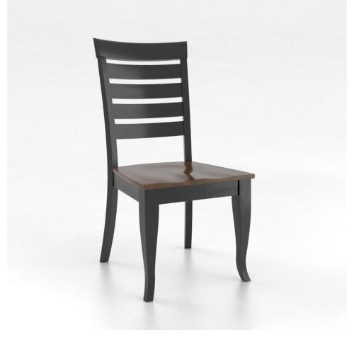 Canadel Gourmet <b>Customizable</b> Side Chair - Item Number: CHA090081905MVC
