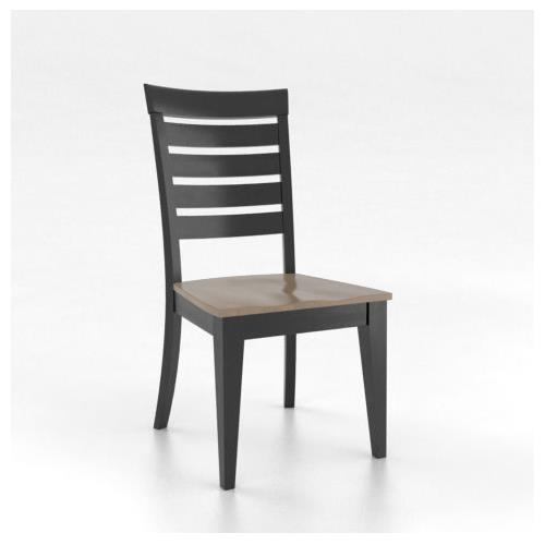 Canadel Gourmet <b>Customizable</b> Side Chair - Item Number: CHA090084905MVE