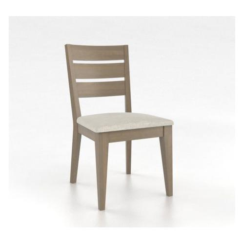Grey Washed Side Chair
