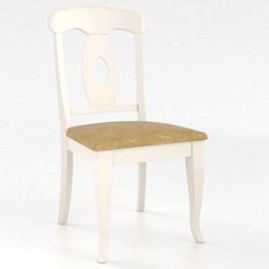 Canadel Gourmet Customizable Side Chair
