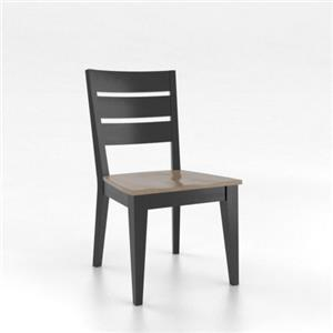 Canadel Gourmet Peppercorn Dining Chair