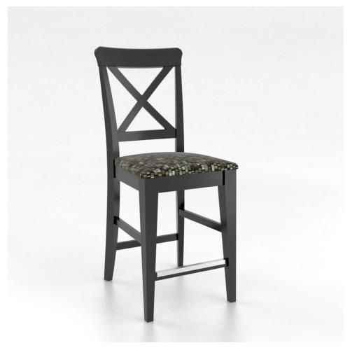 "<b>Customizable</b> 26"" Fixed Stool"