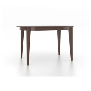 Canadel Gourmet <b>Customizable</b> Oval Counter Table