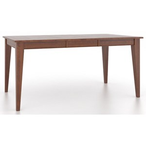 Canadel Gourmet Customizable Dining Table
