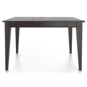 Canadel Gourmet <b>Customizable</b> Rectangle Table w/ Legs
