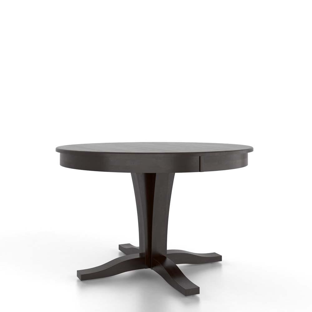 Canadel Round Kitchen Table