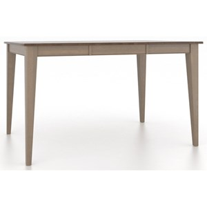 Canadel Gourmet <b>Customizable</b> Square Counter Table