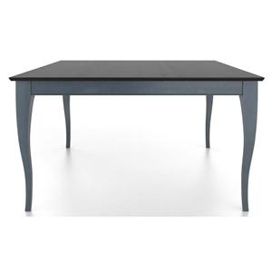 Canadel Gourmet <b>Customizable</b> Square Table