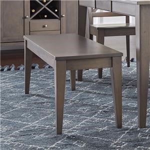Canadel Gourmet Dining Bench