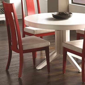 Canadel High Style 12 Customizable Side Chair
