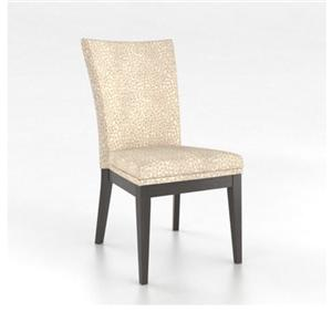 Canadel High Style - Custom Dining <b>Customizable</b> Side Chair