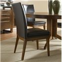 Canadel Custom Dining <b>Customizable</b> Upholstered Side Chair - Item Number: CHA05014ZC14MNA