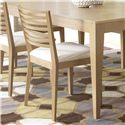 Canadel High Style - Custom Dining <b>Customizable</b> Upholstered Side Chair - Item Number: CHA05031HO20MNA