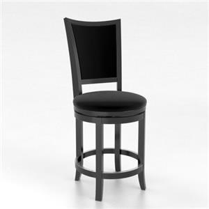 Canadel 3880 Swivel Stool
