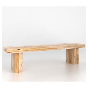 Canadel Loft - Custom Dining Natural Dining Bench