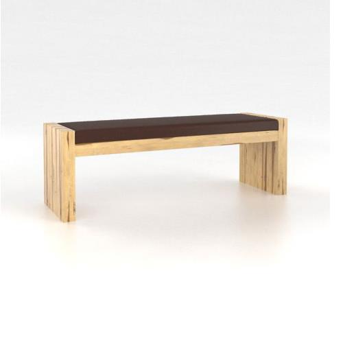 Canadel Loft - Custom Dining <b>Customizable</b> Upholstered Bench - Item Number: BEN05074XE02R18