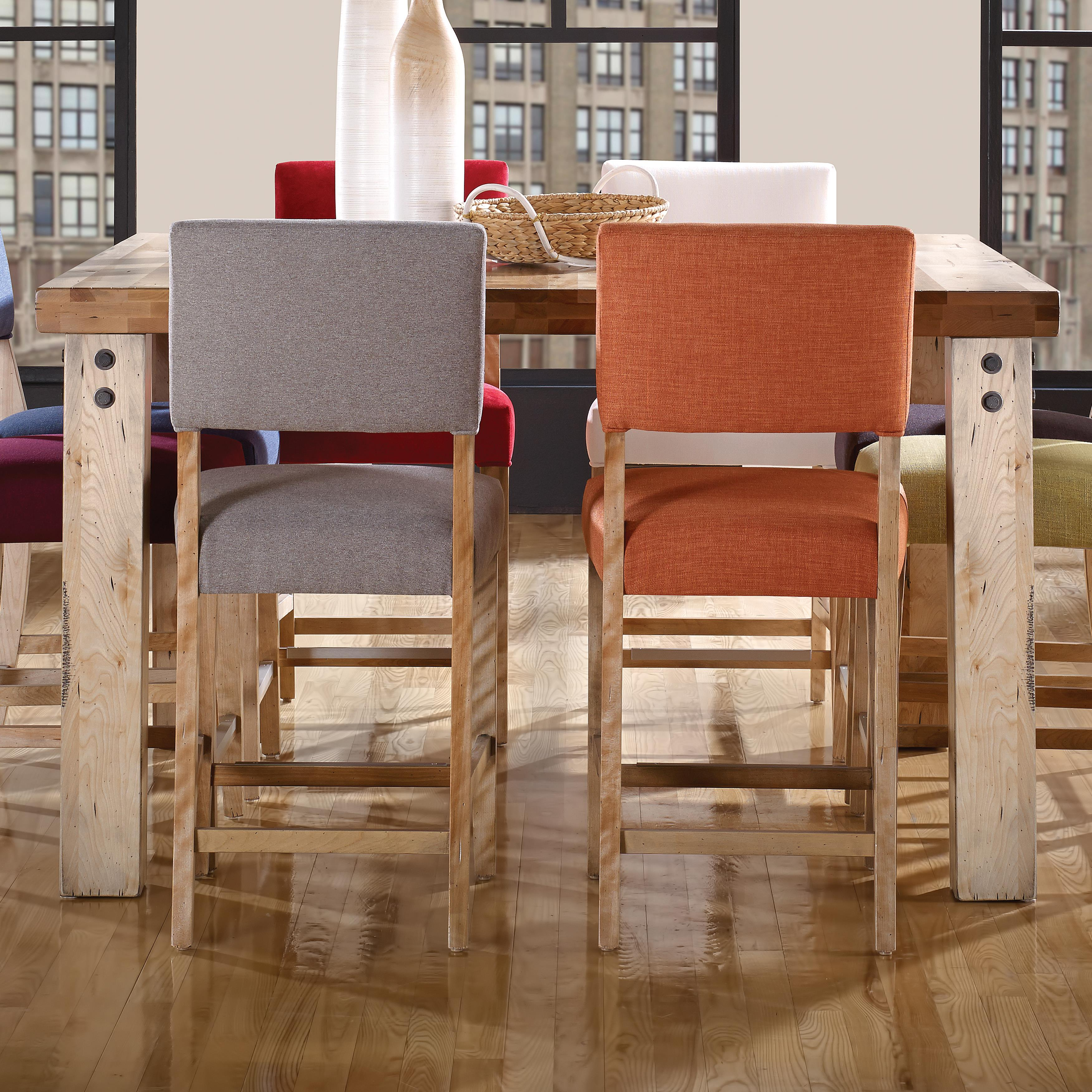 <b>Customizable</b> Square Counter Table