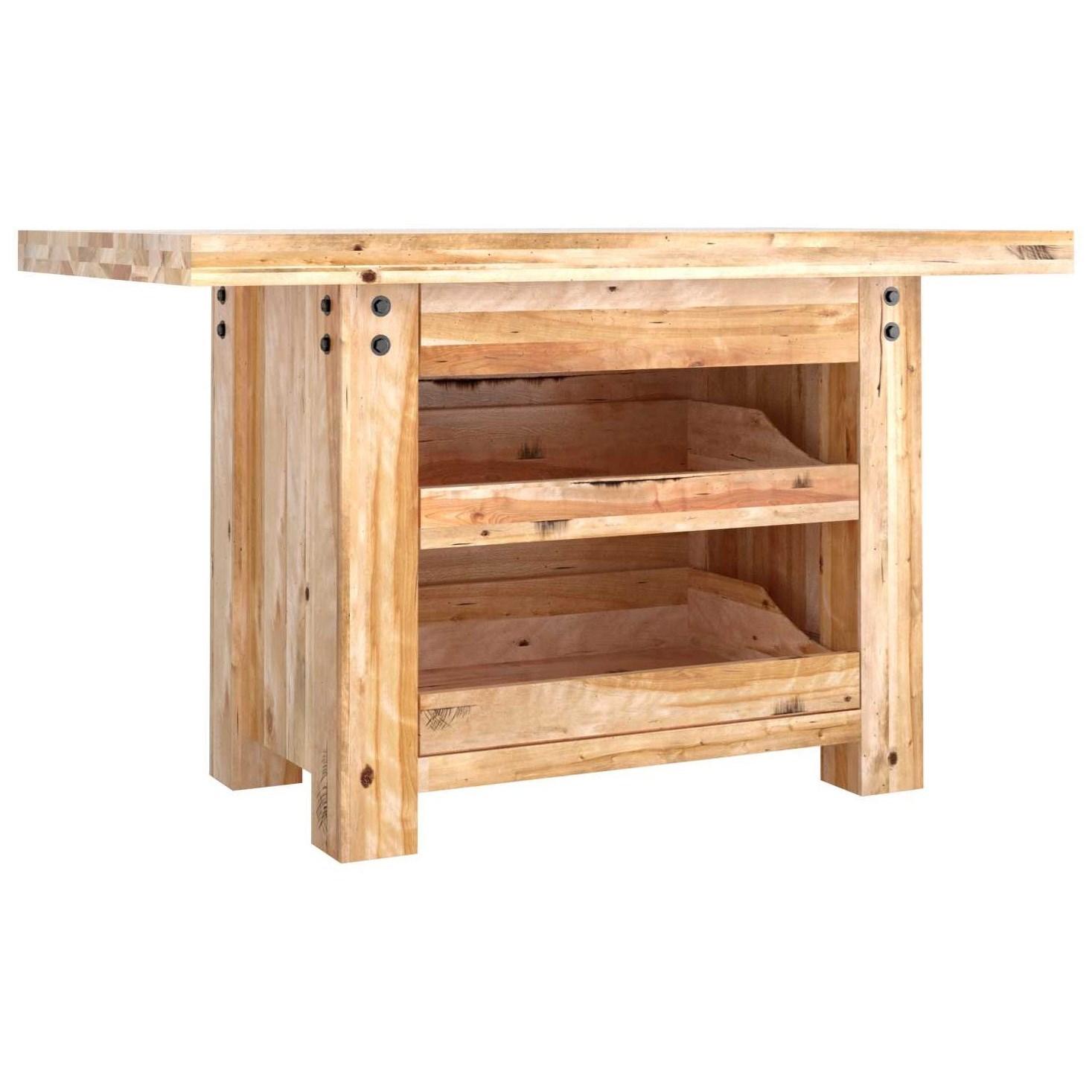 Customizable Island Table