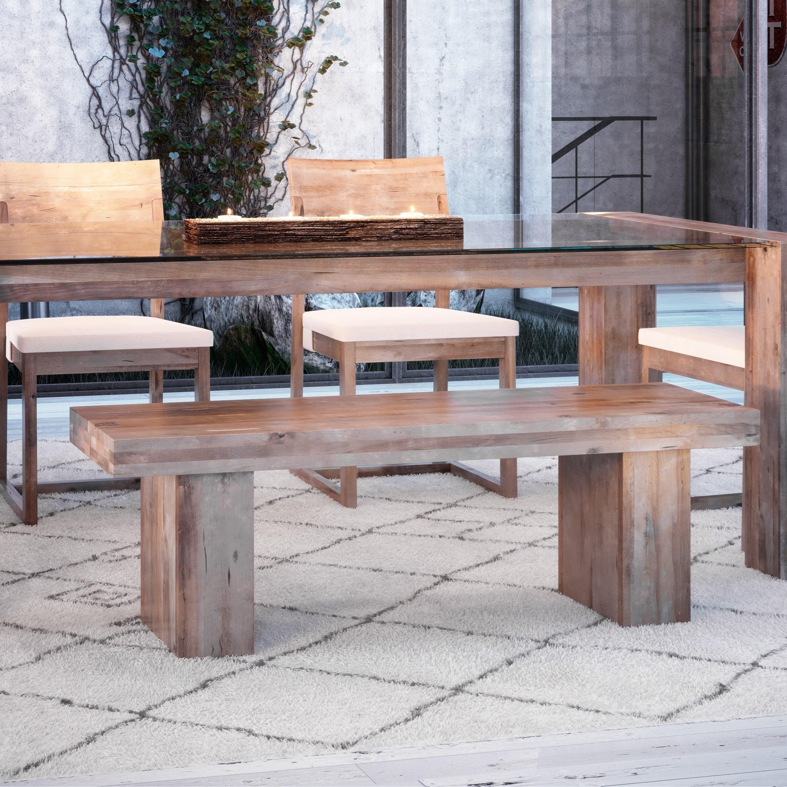 Canadel Loft - Custom Dining Customizable Bench ...