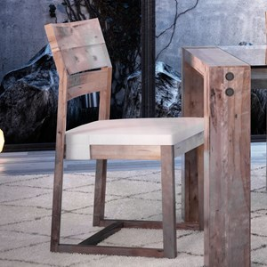 Canadel Loft - Custom Dining Customizable Side Chair