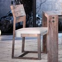 Canadel Loft - Custom Dining Customizable Side Chair - Item Number: CHA05149TU81RNA