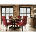 Canadel Loft - Custom Dining Dining Room Group - Item Number: Set 24 Dining Room Group 1