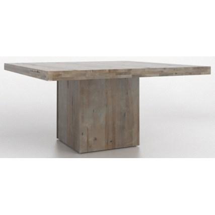 Customizable Square Table