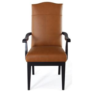 Canadel Loft - Custom Dining <b>Customizable</b> Upholstered Arm Chair