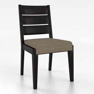 Canadel Loft Customizable Side Chair