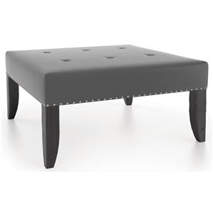 Canadel Loft - Living <b>Customizable</b> Square Ottoman