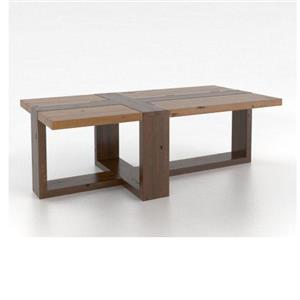<b>Customizable</b> Rectangular Coffee Table