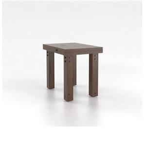 Canadel Loft - Living <b>Customizable</b> Rectangular End Table