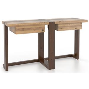 Canadel Loft - Living <b>Customizable</b> Sofa Table