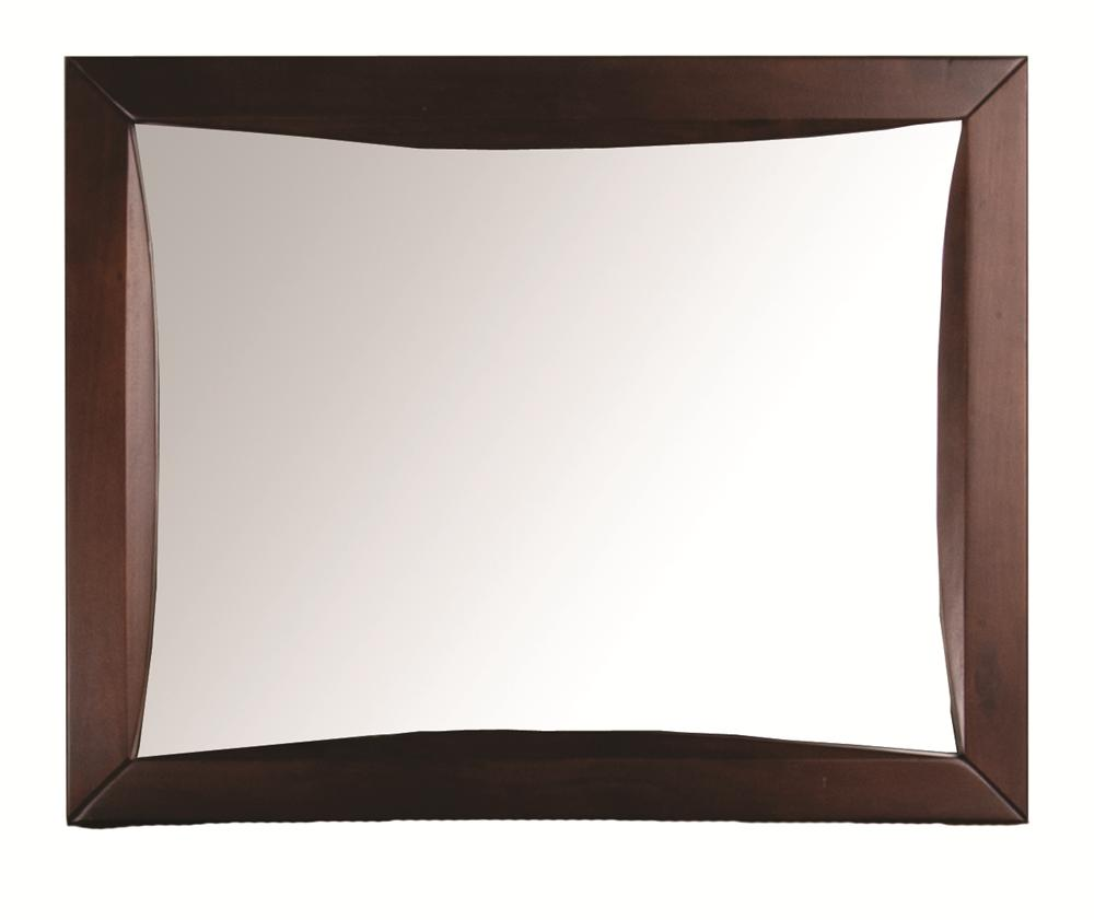 Morris Home Furnishings Canton Canton Landscape Mirror - Item Number: 3290-300M