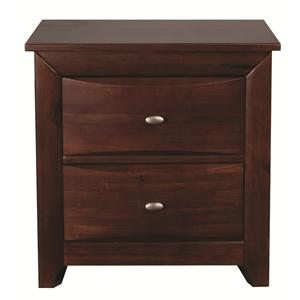 Morris Home Furnishings Canton Canton Nightstand