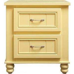 Morris Home Furnishings Cottage Hill Nightstand