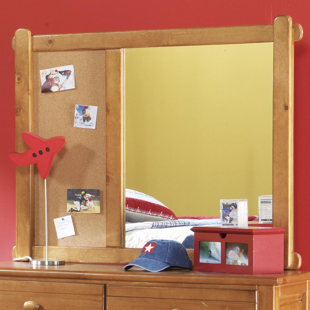 Morris Home Furnishings Cisco Cisco Landscape Mirror - Item Number: 90H-320
