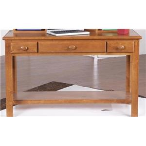 Morris Home Furnishings Cisco Cisco 3 Drawer Desk