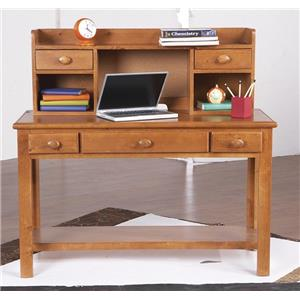 Morris Home Furnishings Cisco Cisco Computer Desk & Hutch