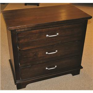 Morris Home Furnishings Lost Lake Lost Lake Nightstand