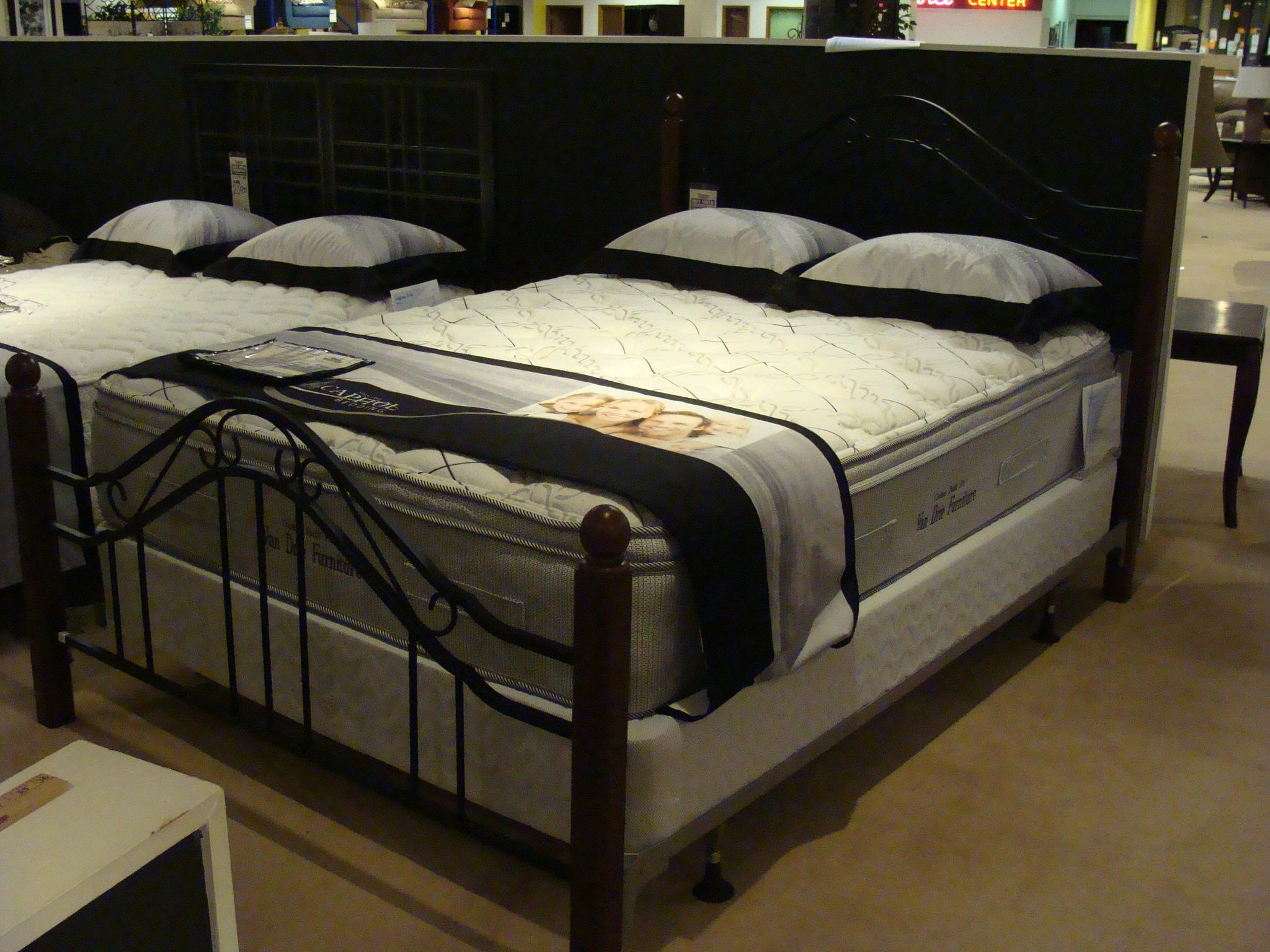 Capitol Bedding Aurora King Mattress Only - Item Number: PillowTop-K