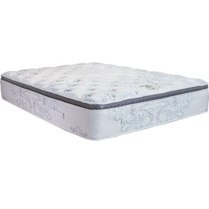 Capitol Bedding Aurora King Pillow Top Mattress