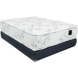 Queen Pillow Top 2 Sided Mattress Set